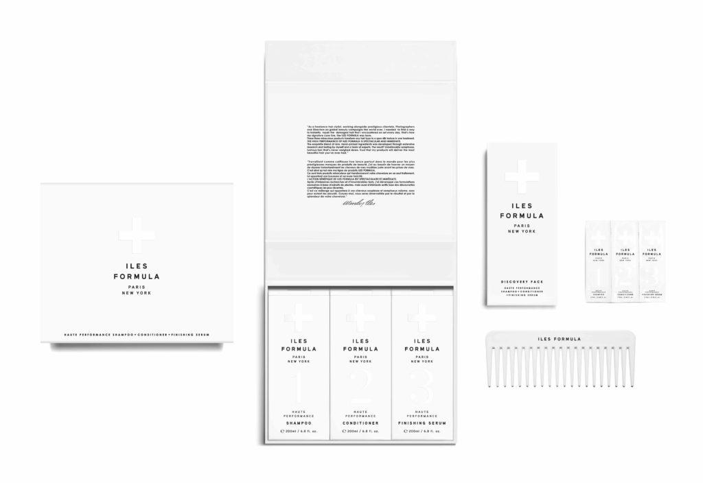 ILES FORMULA - verschiedene Produktboxen