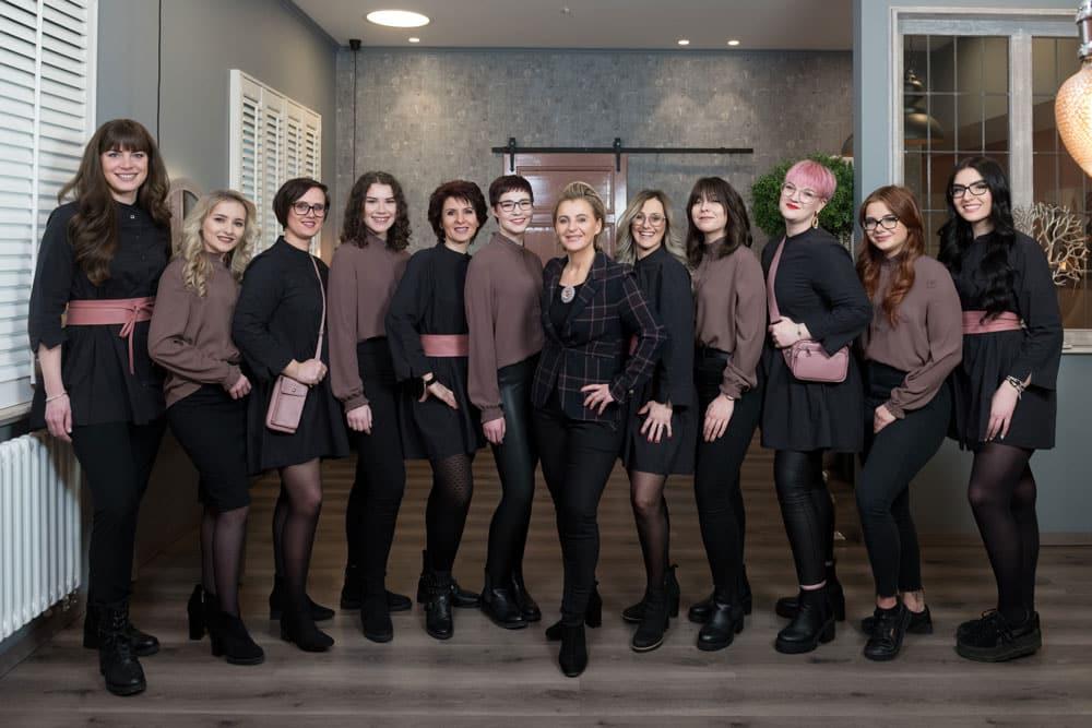Team von SABRINA POSER BIOSTHETIK HAIR & BEAUTY