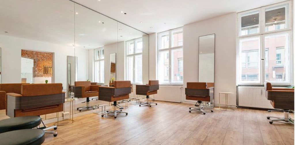 Der Salon Reza Hair Berlin